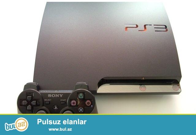 Playstation 3 proshivkali (yaddawli) satilir. Ev weraitinde istifade olunub...