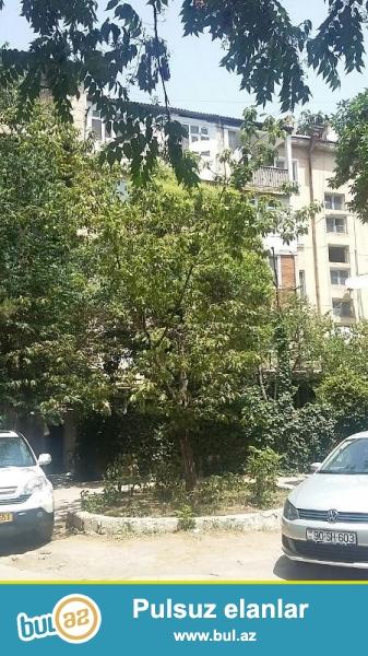 Продается 2-х комнатная квартира, по улице Дж. Гаджибейли, около военной прокуратуры, проект хрущевка, общая площадь 55 кв...