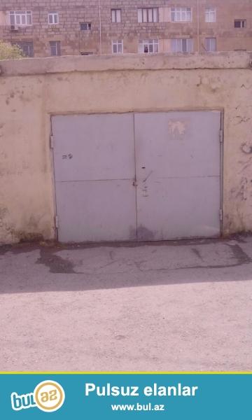 Xurdalan3 nonreli mektebin yanibda usti beton daw qaraj satilir obyejte yararlidi 17 kvadrat metr daw qaraj kupcasi var...