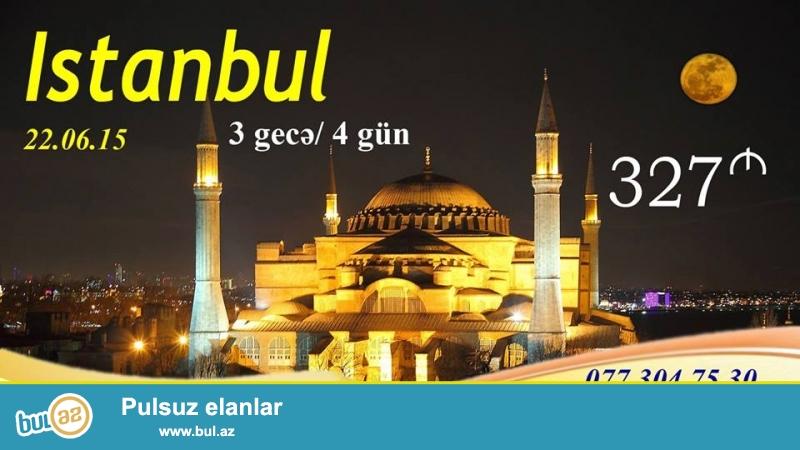 ISTANBUL ! <br /> Best Nobel Hotel <br /> Tarix : 22...