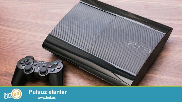 Playstation 3 Beş ədəd Satiram 500Gb yaddaşlı Cemi 2 ay işlənib,Klubu bağladiğım üçün satişa qoymuşam...