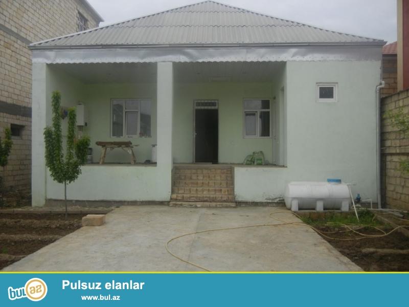 Mehdiabadda Vusal sadliq evinin yaninda 3 sotda 120 kv 8 daw kursulu 3 otaq h/t, metbex tam temirli ev satilir...