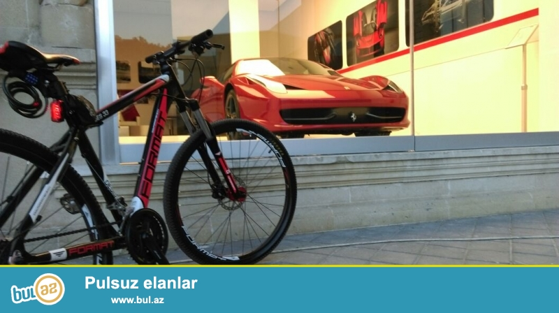 Salam..Brand Format<br /> Model ise Dess 33 dur<br /> Super bike dir...