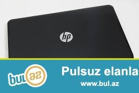 HP Notebook yeni alinib tezedir, hec istifade olunmayib, tecili pul lazim oldugu ucun bu qiymete satilir, Core i3 dir...