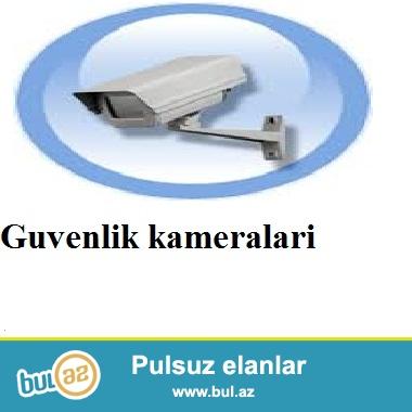Tehlukesizlik ve nezaret kameralari – Azerbaycanin istenilen bolgesinde!<br /> <br /> Azerbaycanin butun bolgelerinde Tehlukesizlik kameralari ve tehlukesizlik sistemlerinin satisi ve qurasdirilmasi uzre ixtisaslasmis Security Systems sirketi Sizin, yaxinlarinizin, mulkunuzun, obyektinizin, iscilerin tehlukesziliyini qorumaq, hemcinin nizam-intizami (is, ev, bag ve s...