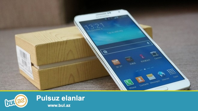 Samsung Galaxy note 3 her seyi var tecili