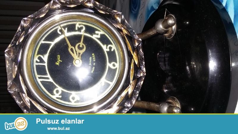 Mayak saatı satılır 1970-ci ilin saatıdı istəyənə aşağıda vermək olar istəyən zəng vursun whatsapp(051)433-48-18