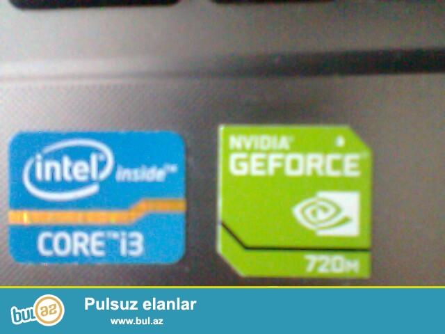 Notebook satıram.Əla vəziyyətdədir.<br /> Ram : 4GB<br /> Yaddaş : 700GB<br /> İntel core i3<br /> Şəkilləri elanda var...