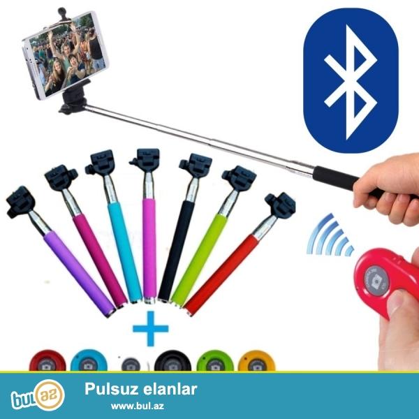 YENI.CHATDIRILMA PULSUZ<br /> Selfi aparatı+pult butun model telefonlar uchun