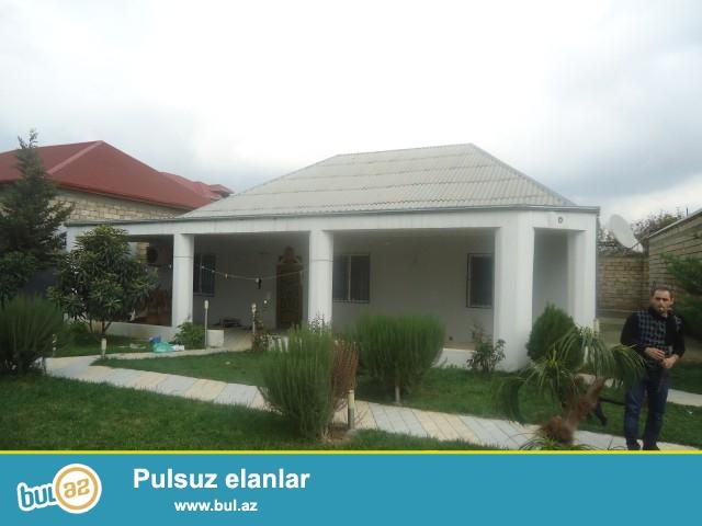 Habil Sabunçu rayonu, Savalan yaşayış massivində 12 sot torpağ sahəsində 4 otağlı ev satılır...