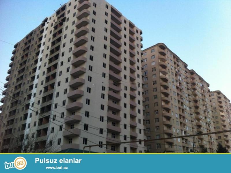 QAZLI YENİ TİKİLİ!!! Xətai rayonu,H.Aslanov metrosu yaxınlığında 15/17 ümumi sahəsi 90 kv...