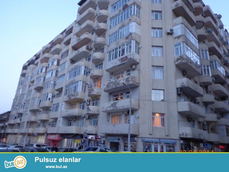Сдаётся 3-х комнатная квартира по проспекту Нариманова...