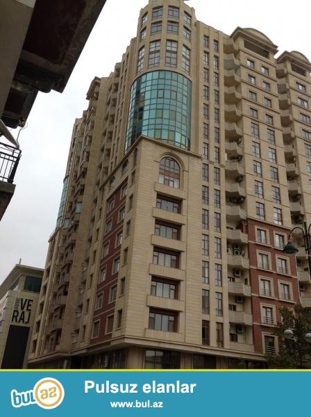 """Сдаётся 2-х комнатная квартира в престижном здании """"Жаля плаза"""" по проспекту Бюль-Бюль..."""