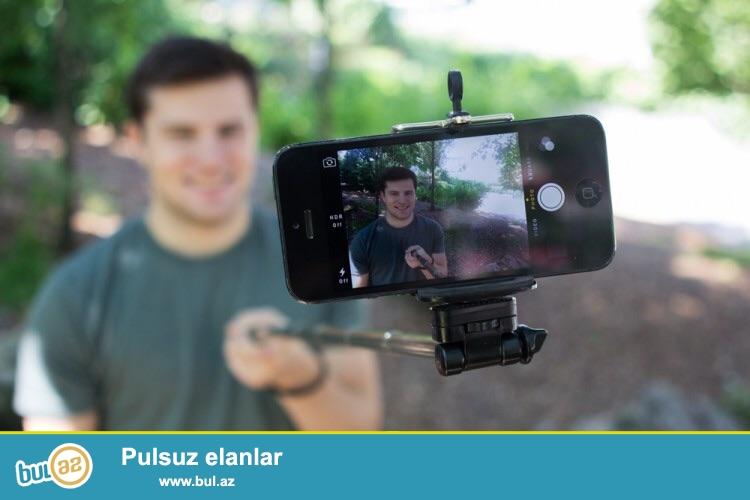Bütün smartfonalrı destekleyir ...istediyiniz  kollektiv fotonu elede edeceksiniz.
