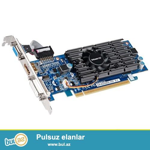VGA GEFORCE 210<br /> DDR3<br /> 1GB<br /> 128bit