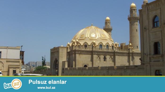 seherin merkezinde Teze Pir mescidinden yuxarida 2 otaqli heyet evi kiraye verilir...
