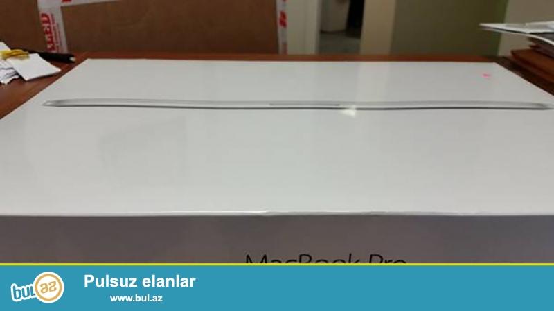 """Apple MacBook Pro 15 """"Retina Display ilə Laptop - MGXA2LL / A (Mid-2014)<br /> <br /> <br /> Marka: Apple<br /> Prosessorun növü: Intel Core i7 4-cü General<br /> MPN: MGXA2LL / A<br /> Processor Speed: 2..."""