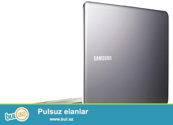 Samsung AMD 10 4600M APU<br /> Ram-6GB<br /> VGA-2,30<br /> Screen-25.6<br /> Uzerinde hediyyelerverilir-miskasi, zaryatkasi,cantasi,kalonkasi nausnikleri...