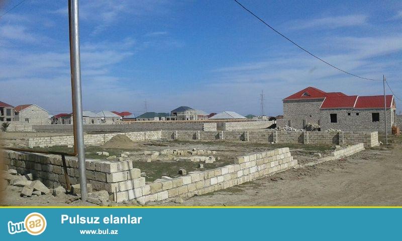 Sabuncu rayonu, Zabrat 2 qesebesinde, yeni salinan mehelelerde 4 sot torpaq satilir...