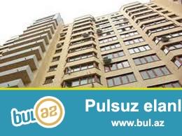 Cдается 3-х комнатная квартира в центре города,в Сабаильском районе, рядом Дом Советом ...