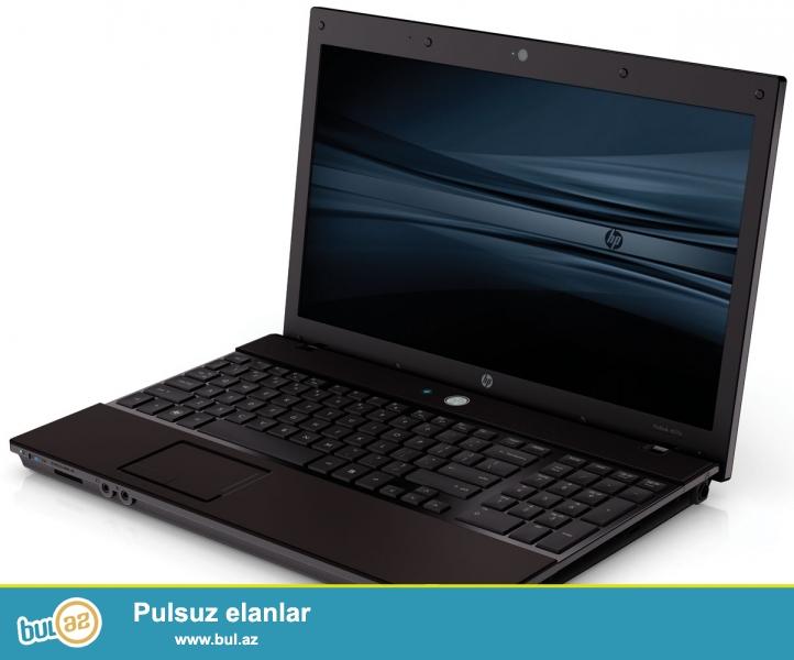 HP-Probook 4515s<br /> Pro:Amd<br /> Ram:4GB<br /> Vga:1GB<br /> Hdd:320GB<br /> Screen:15...