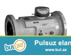 Almaniyanın istehsalı olan Elster firmasının Turbin və Rotor tipli elektron və mexaniki qaz sayğaclarının Satışı...