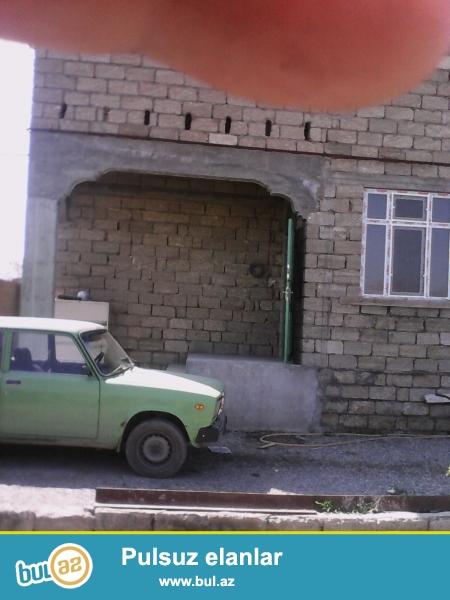Bakı Şəhəri Sabunçu rayonu Ramana qəsəbəsində ərazisi 4 sot olan 2 mərtəbəli 7 otaqlı 130 kv/m olan həyət evi satilir...