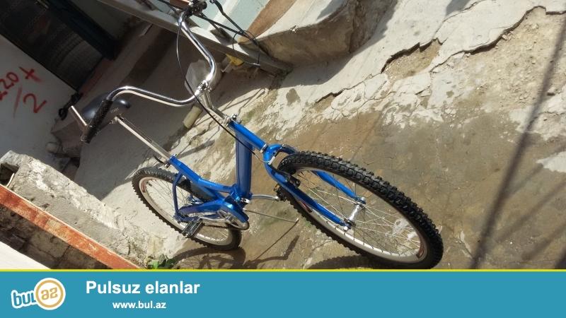 START velosipedi.. 24-luk. qiymetde razilasmaq olar.
