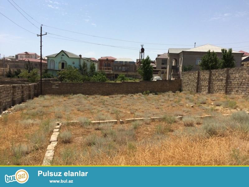 Torpaq sahəsi Badamdar qəsəbəsi 3-cü massivdə  məktəbin və bağçanın yaxınlığında yerləşir...