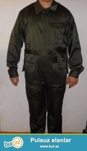uniforma satilir  tund yawil rengde her olcude var 30 man cemi 600 qalib