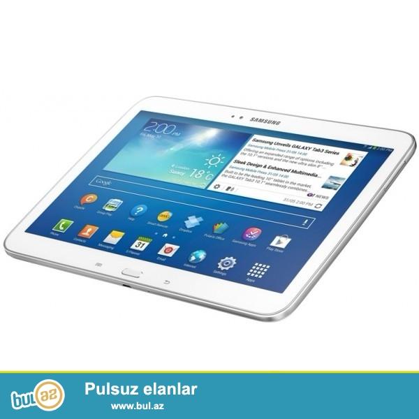 Samsung Galaxy Tab 3 GT-P5200 satıram. Əla v<br /> ziyyətdədir...