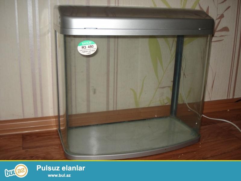 Zavod istehsalı akvarium az işlənib.