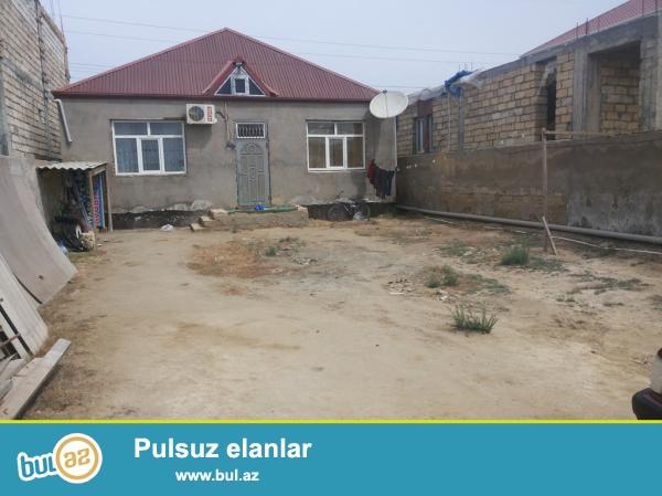 NƏSİMİ Abşeron rayonu, Zabrat-Məhəmmədi yolunun sağı, Mobil marketin arxasında 3 sot torpaq sahəsində ümumi sahəsi 80 kv...