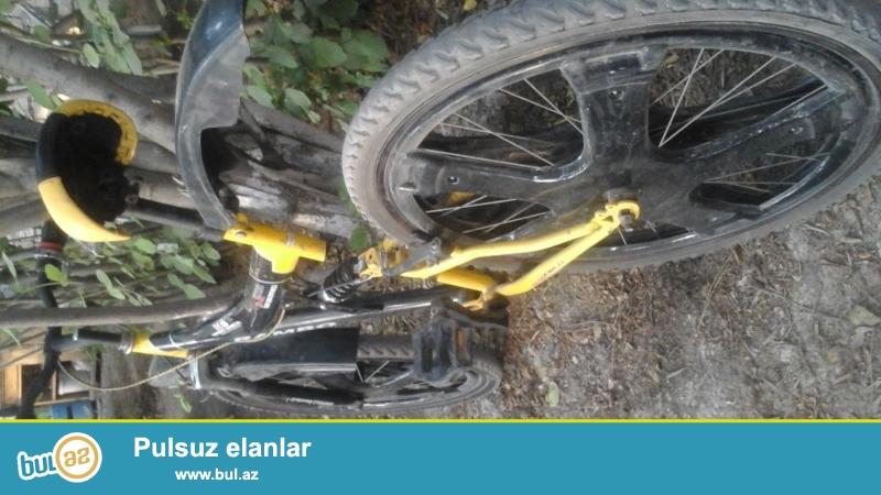 Amartizator velosiped satilir 26 liq ela velosipeddir <br /> wp 055-394-54-97