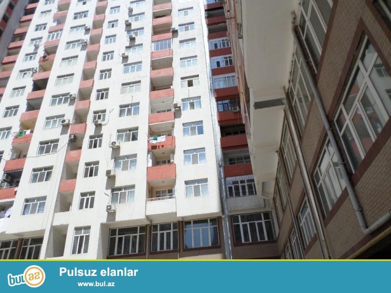 """Новостройка!Продается 3-х комнатная квартира в Бинагадинском районе, в 9 МКР-е, рядом с """"Фаворит"""" маркетом..."""
