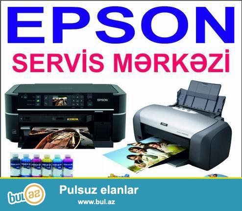 Epson Servis Mərkəzi. Ремонт принтеров epson...