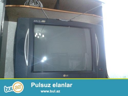 """Televizor satilir , Marka """" LG """" di .. <br /> <br /> Elaqe : 077-419-02-05 / 077-520-70-05"""