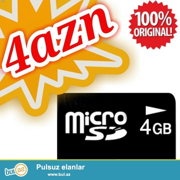 * 4GB - 4 AZN<br /> <br /> * 8GB - 5 AZN<br /> <br /> * 16GB - 9 AZN<br /> <br /> * 32GB - 15AZN<br /> <br /> QEYD...