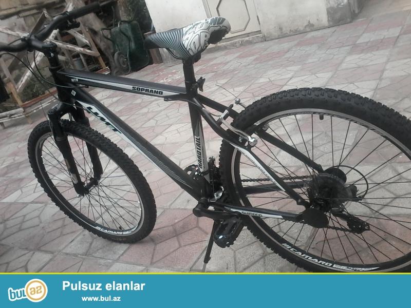 Это один из самых популярных типов горных велосипедов, характеризующихся передней амортизационной вилкой и классической рамой...
