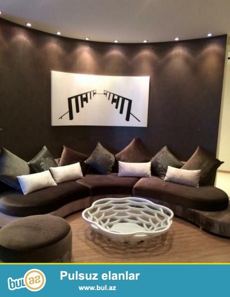 Очень срочно! Рядом с  МИД в близи м/с  Низами , продается  3-х комнатная квартира, нового строения  17/17 над этажом мансарда , площадью 116 квадрат...