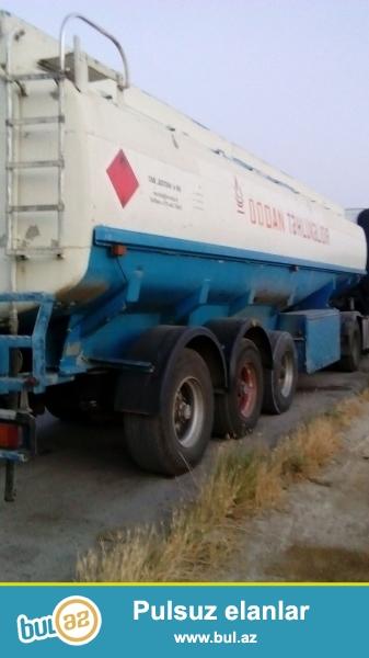 ELLİNGHAUS markalı qoşqu. Həcmi 37500 litr. Yaxşı vəziyyətdədir...