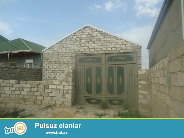 Elgün Abşeron rayonu,Məhəmmədi qəsəbəsi Ramin marketin yanı, əsas yoldan 150 metr məsafədə 1...