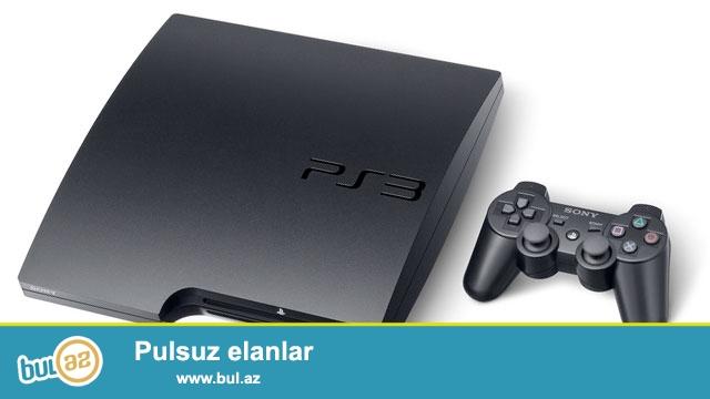 Playstation 3 proshivka hazir veziyyetde. Klub weraitinde iwledilmiyib...