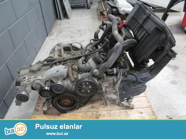 Mercedes 2001 model A class ucun ,1,6 motor.Bunnan elave A class ve mercedesin basqa modelleri ucun basqa ehtiyyat hisseleri de var