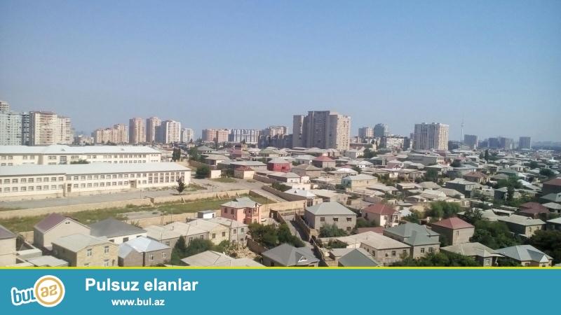 Срочно!В 10-ти минутах пешком от метро Иншаатчылар в полностью заселённой новостройке продаётся 1 комнатная квартира,переделанная в 2-х комнатную  11/12 с общей площадью 55 кв...