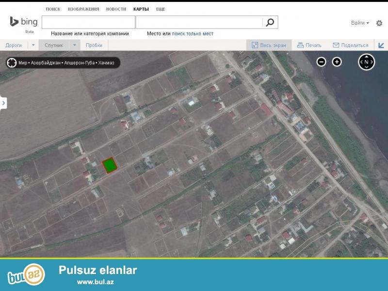 Nabranda, Seyidli ərazisində 6 sot (30*20) torpaq sahəsi satılır...