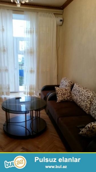 Cдается 3-х комнатная квартира в центре города,в Сабаильском районе, рядом с Бульваром...
