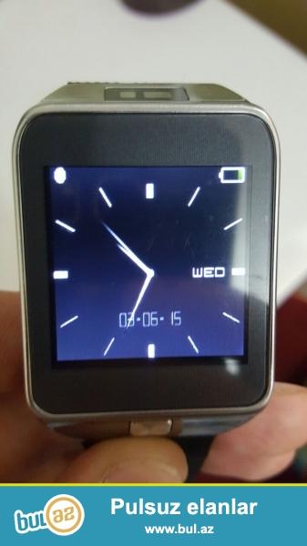 smartwatch Android vasitesi ile iwleyir nomre getmir