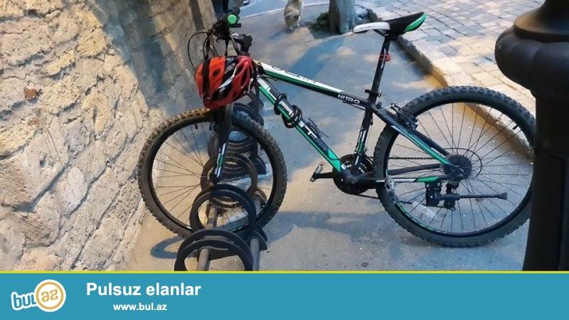 Blast nitro .ispaniya istehsalıdı 13-14 kq. 26 lıq velikdir...