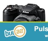 Nikon Coolpix L120 karobkadan açilib 1defe şekil cekilib. Tepteze. 14.1 mgpx <br /> Ela cekilişler edir video ve photo...